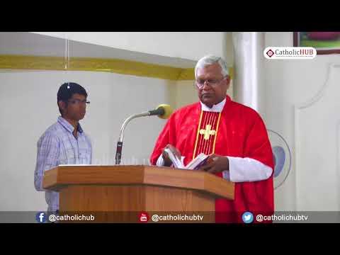 English @ St Anthony's Church, Venkatapuram, Alwal, Hyd, TS, INDIA.25-07-18