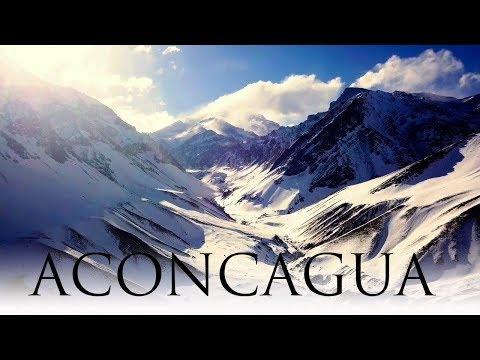 ACONCAGUA BY DRONE - Mavic Pro