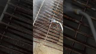 고압 스팀세척기를 이용한 바비큐그릴 청소 테스트 #1