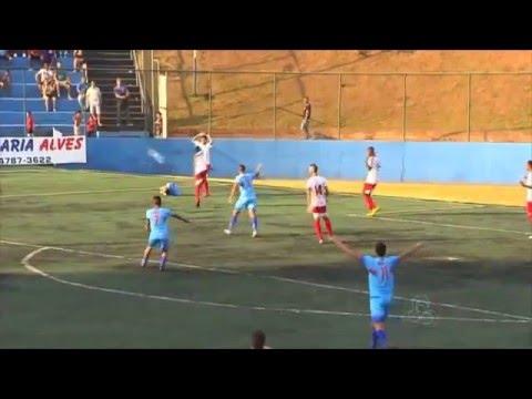 Fast Clube 2 X 1 Taboão da Serra (Copa São Paulo de Futebol Júnior 2016)