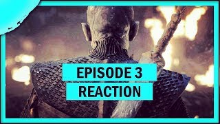 Game of Thrones Season 8 Episode 3 Reaction    The Writing was always on the Wall