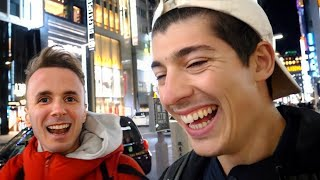 IN TOKYO WITH MARCO TOGNI (living in Japan)