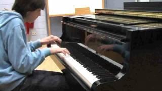 Boogie Woogie Piano Shuffle