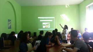 Gambar cover Qemal Stafa  high school online project