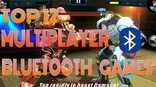 Best Bluetooth Multiplayer Games For Android