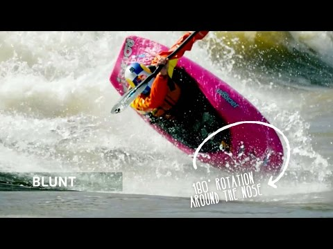5 Freestyle Kayaking Tricks with Dane Jackson