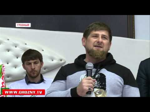 В Чечне проходит VII Международный турнир по вольной борьбе на кубок Главы республики
