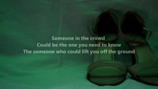 Someone In The Crowd - La La Land (lyric Video)