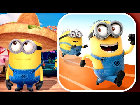 TORTILLA CHIP HAT MINION!! – Despicable Me: Minion Rush (iPhone Gameplay)