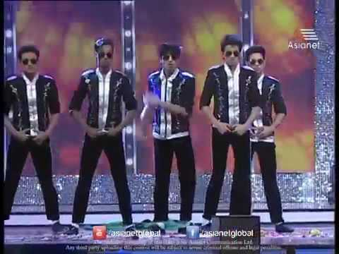 MJ5 thrilling perfoemance in film fare awards