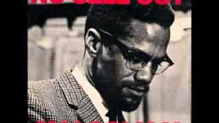Malcolm X-No Sell Out