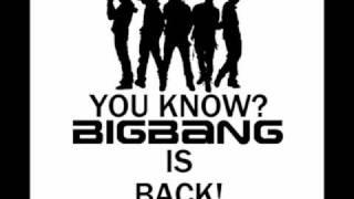 Big Bang (intro) [BIGBANG]