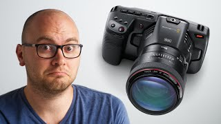 Blackmagic Pocket 6K Camera: My Thoughts