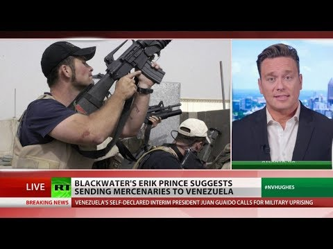Blackwater's next battleground: Venezuela?