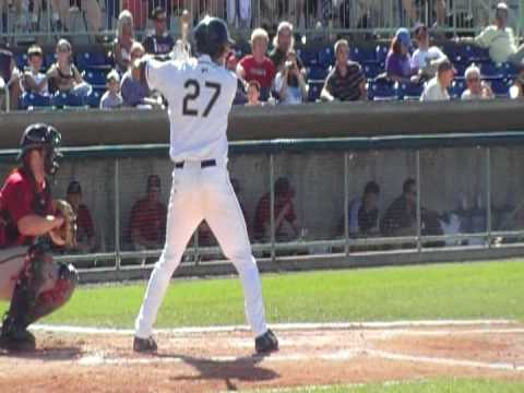 Lonnie Chisenhall at Mahoning Valley