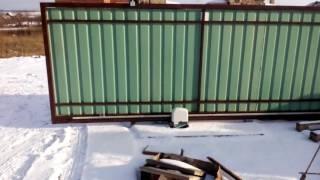 Автоматика откатных ворот Segment SL500(, 2016-05-11T14:03:17.000Z)