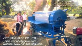 Viet Nam Made Co.,ltd - Thresher machine