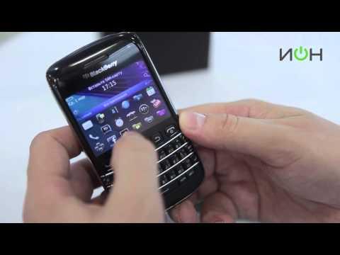 Видео обзор BlackBerry Bold 9790 от ИОН