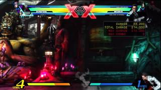 Umvc3 Deadpool May Cry