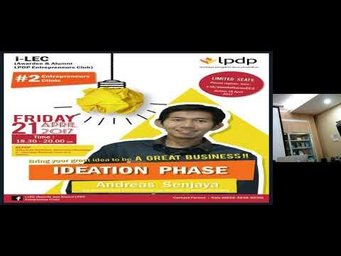 Entrepreneur Clinic 2 Ideation