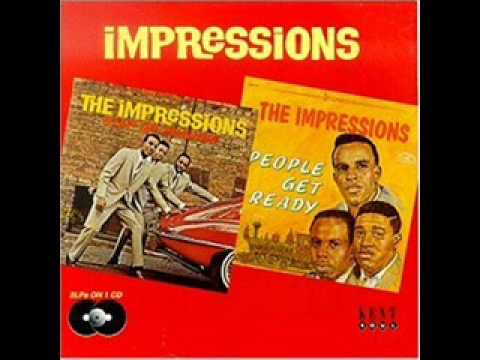 The Impressions - Just Another Dance.
