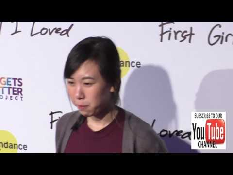 Ramona Young at the Premiere Of PSH Collective's First Girl I Loved at Vista Theatre in Hollywood