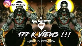 Kaattu Raja - Vettai karuppar ayya remix | Ajay SoundCrew | Kash villanz | Devotional mix