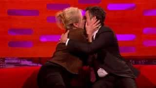 The Graham Norton Show - Meryl Streep, Mark Ruffalo, James McAvoy, Hozier (русс. субтитры)