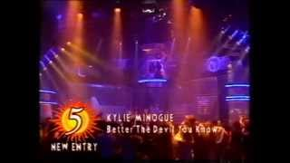 Kylie Minogue - Better The Devil You Know (TOTP 1990) [1 Live]