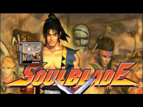 Soul Blade (Soul Edge) PS1 - Pow3rh0use Review - YouTube
