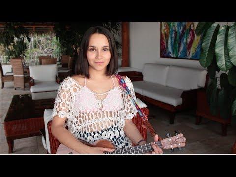 Danny Ocean - Me rehuso (ukulele cover)