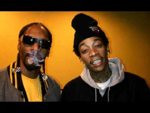 Snoop Dogg Ft. Wiz Khalifa -The Weed Iz Mine