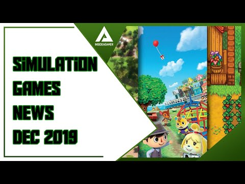 Simulation And Business Management Game News December 2019