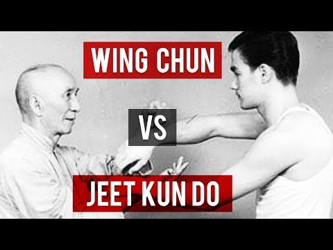 Bruce Lee's Jeet Kune Do (JKD)