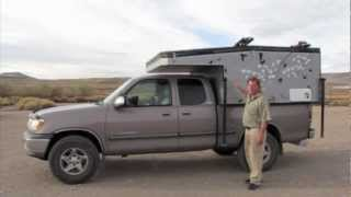 Home Built Pop-up Camper Toyota Tundra