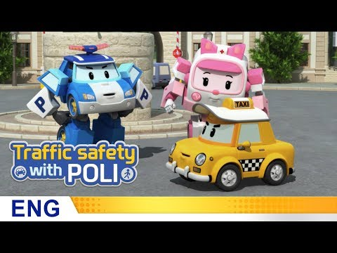 Trafficsafety with Poli | #04.streetwise