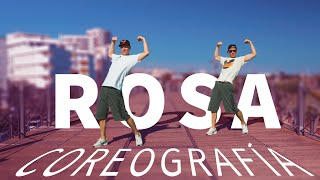 J Balvin - ROSA coreografía de Alex Chentsov | Ozone Dance