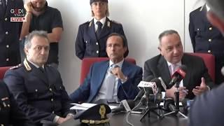 Maxi blitz antimafia: smantellati clan Inzerillo e Gambino -  la conferenza stampa