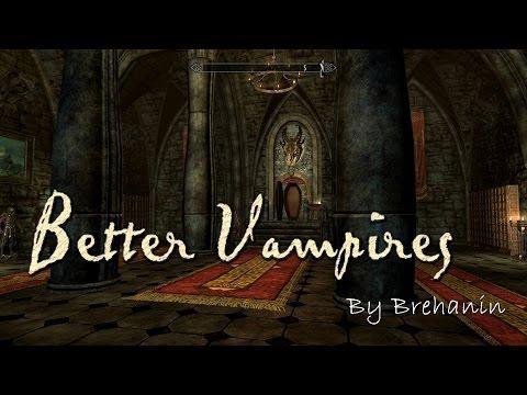 Better Vampires 6.31 (an overhaul mod for Skyrim)