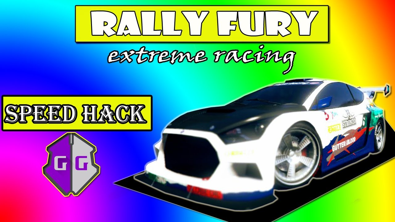 Speed Hack Rally Fury Extreme Racing Hack Android Ios Mod Apk Unlimited Coins And Money And Gems Youtube