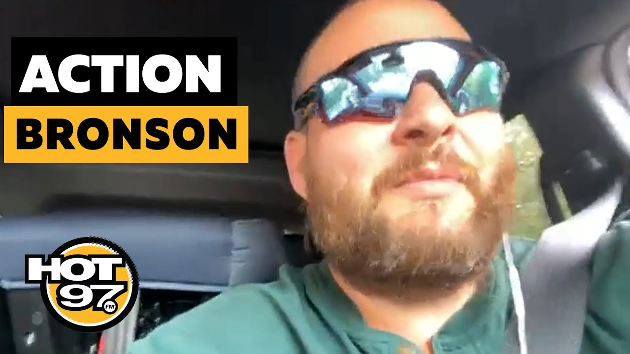 Action Bronson Talks New Album, Hugging Pacino, Mike Tyson, and Becoming a Physical Weapon