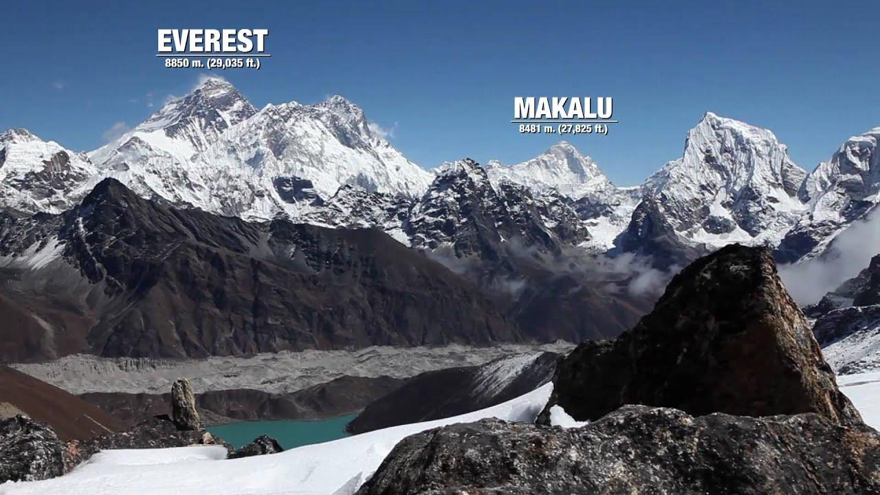 FIRST ASCENT Melissa Arnot Trains To Climb Makalu  YouTube