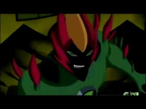 Ben10 Ultimate Alien o Supremacia Alienigena Transformaciones