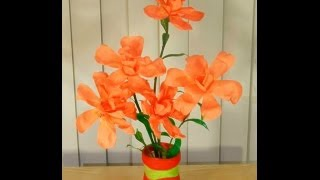 Fully Recycled Diy: How To Convert Waste Bottles Into A Beautiful Flower Vase?