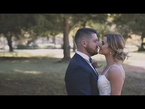 Southern Highlands Wedding Video - Emma & Tim - Sylvan Glen Country House, Penrose