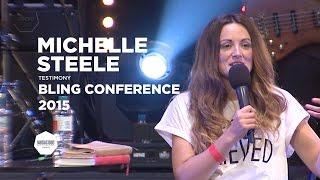 Michelle Steele  - Bling 2015 Testimony