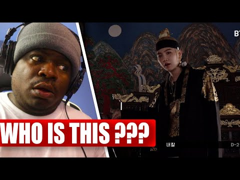 WHO IS THIS ? Agust D '대취타' MV - REACTION