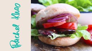 Rachel Khoo's Chicken Liver Burgers