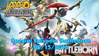 MMO Grinder: Battleborn review