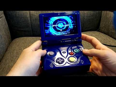Portable Wii Gamecube Advance SP 2.0 (GCA SP2)